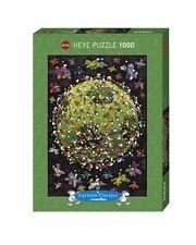 JIGSAW PUZZLE HY29359 - Heye Puzzles - Cartoon , 1000 Pc - Football, Mordillo