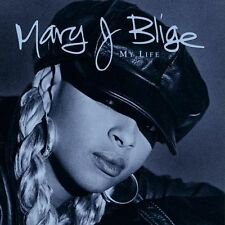 MARY J. BLIGE CD - MY LIFE (1994) - NEW UNOPENED - R&B - MCA RECORDS