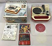Bandai MYOJO 8-Ban 3 mini portable record player eightbanrecord EBP01-1R Japan