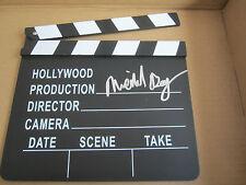 MICHAEL BAY signed clap board