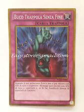 BUCO TRAPPOLA SENZA FINE PGLD-IT069 ITA  - YU-GI-OH - YUGI - YGO