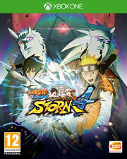 Naruto Shippuden Ultimate Ninja Storm 4 XBOX ONE IT IMPORT NAMCO