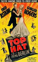 OLD MOVIE PHOTO Top Hat Poster Fred Astaire Ginger Rogers 1935 2