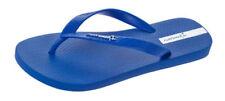 Chanclas/Flip flops de hombre en color principal azul de goma
