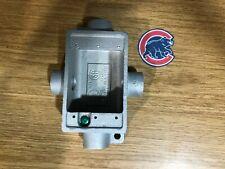 Hubbell Killark Fsx 2m Device Box With4 34 Hubs