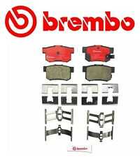 BREMBO Premium Ceramic Disc Brake Pads Set REAR P28022N
