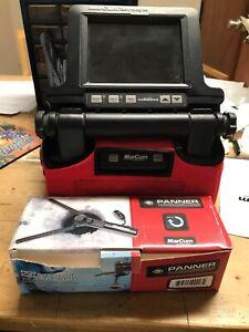 Marcum VS625sd UW View LCD /w FREE Camera Panner