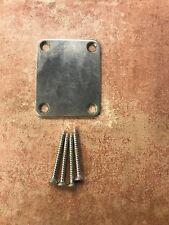 #3349 Yamaha SE350 Guitar Neck Cover Plate & Bolt Set OEM Replacement Parts CBG