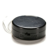 Button Coin Cell Battery Socket Holder Case Black CR2032/with ON/OFF Switch sz