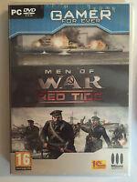 Men of War - Red Tide JEU PC NEUF SOUS BLISTER Seconde Guerre Mondiale