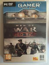 MEN OF WAR Red Tide JEU PC NEUF SOUS BLISTER Stratégie Action Guerre