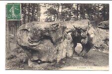 forêt de fontainebleau   , l'éléphant