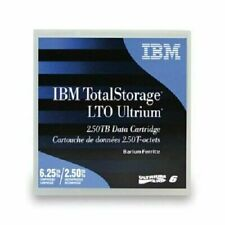NEW ! 5 PACK - IBM 00V7590 LTO6 ULTRIUM 2.5 TB