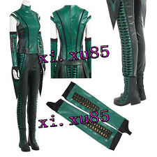 Latest Guardians of The Galaxy 2 Mantis Cosplay Costume Halloween Custom Made