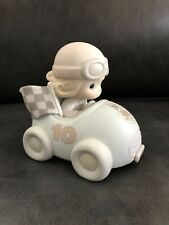 """Precious Moments Figurine Pm-901 """"Ten Years and Still Going Strong� Limited Ed."""