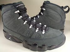 Nike Air Jordan 9 IX Retro Anthracite White Black SZ 8.5 (302370-013)