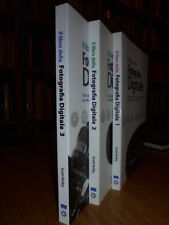 Il libro della Fotografia Digitale. Scott Kelby  3 volumi 2007-2008-2010