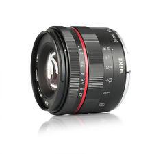 Meike 50mm F1.7 Lens for Sony E-mount  for A6500 NEX 7 6 A7 A7S A7R A7M A7RII A9