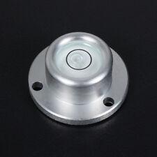 20x30x11mm Outil Niveau à Bulle Aluminium Métal Rond Disque Circle Mesure