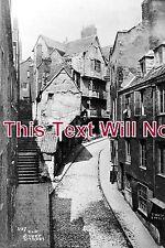 BR 34 - Old Steep Street, Bristol - 6x4 Photo