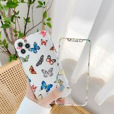 Butterfly Case 360 Full Phone Cover for iPhone 11 Pro Max XR XS 8 7 Plus SE 2020