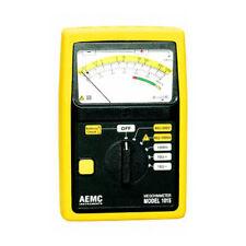 Aemc 1015 140301 Analog Megohmmeter 500v1000v Test Voltage