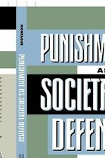 Punishment as Societal-Defense (Paperback or Softback)