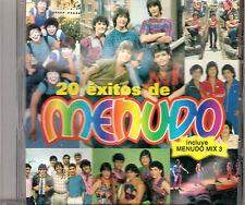 MENUDO - 20 EXITOS ORIGINALES - CD