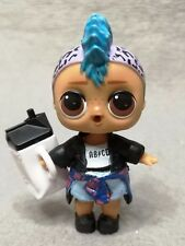 ULTRA Rare LOL Surprise Dolls Series  3 Confetti Pop Color Change Punk Boi