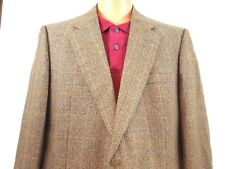 CARROLL & CO Chester Barrie 100% Pure Cashmere Jacket Sport Coat 42R Lined