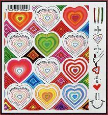 2007 FRANCE BLOC N°104** BF Maurizio Galante, Saint Valentin, Coeur,  TB MNH