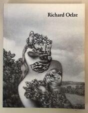 Richard Oelze, Gemälde und Zeichnungen, Berlin, 1987, Akademie-Katalog