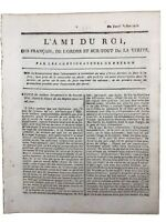 Retour du Roi Louis 16 Varennes 1791 Théroigne de Méricourt Feministe Lameth