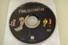 Final Destination (DVD, 2000)Disc only Free Shipping 12-104