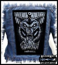 MOONSPELL - Wolf  --- Huge Jacket Back Patch Backpatch