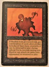 Nether Shadow Magic the Gathering (MtG) Beta Set Lightly Played