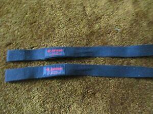 Harbinger wrist straps (pair)