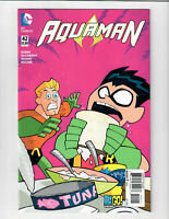 Aquaman #42 Sept 2015 DC Comic.#131999D*5