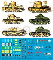 Peddinghaus 2838 1//35 Allierte Panzer in Italien 1944-45