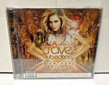 DJ Havana Brown- Crave Club Edition 2 CD SET. NEW, SEALED