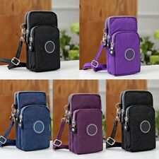 Shoulder Bag Cross-body Mobile Phone Pouch Case Belt Handbag Purse Wallet Mini