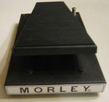 Morley Black Gold Expression Pedal