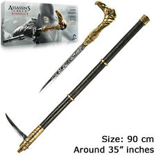 Assassins Creed Syndicate Cane Sword Jacob Frye Stick Weapon Replica New NIB
