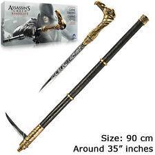 Assassins Creed Syndicate Cane Sword Jacob Frye Stick Weapon Replica Cosplay NIB