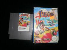 Nintendo NES - talespin - boxed
