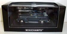 MINICHAMPS 1/43 - 430 040430 OPEL OLYMPIA CABRIOLET 1952 - BLUE GREY