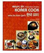 Korea Food Cook Book Vietnam English Korean How to Cook Korean Food Gift Kpop