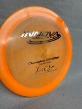 New!! 12x Ch Firebird 168g Peach/silver *PFPN