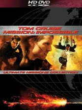 NEW Mission Impossible I II III Ultimate Collection Tom Cruise HD-DVD PART 1 2 3