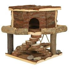 Trixie Natural Living Ida House Small Hamster Mice Gerbil Playhouse T61777